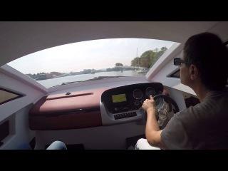"""Скоростной катер на подводных крыльях """"Дельфин V2"""" проект 14625 (Россия, 2017)"""