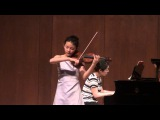 Saint-Saens  Introduction and Rondo Capriccioso, Op. 28 - Jennifer Jeon