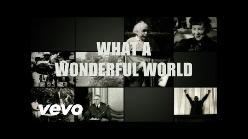 Sam Cooke What A Wonderful World Official Lyric Video