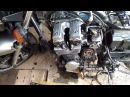 № 3 Ремонт двигателя Honda CB 750 (сняли двигатель)