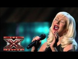 PT. 2 If Christina Aguilera Was Contestant On X FACTOR