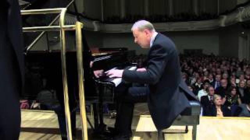 Mozart Piano concerto No. 15 in B-flat major K. 450 3rd movement Allegro Kalle Randalu