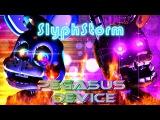 SFM The Terrible Fate SlyphStorm (MLPCreepyPasta song) - Pegasus Device