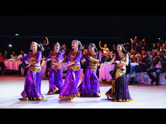 Kajra Re | Indian Dance Group Mayuri | Petrozavodsk | Russia