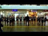 Вокзал. Москва. Духовой оркестр песня группы Чингисхан Москва