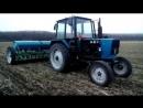 ЮМЗ 6КЛ. The application of fertilizers. ЮМЗ 6КЛ. Внесение удобрений.