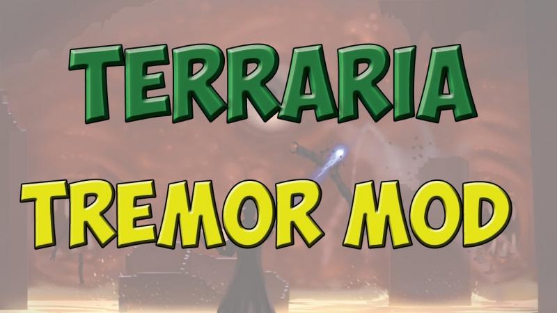 Terraria Tremor MOD: 4 Новый босс! ТИКИ ТОТЕМ!