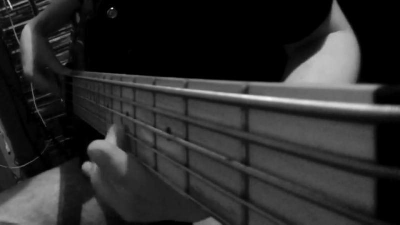 Ария - Улица Роз bass cover1