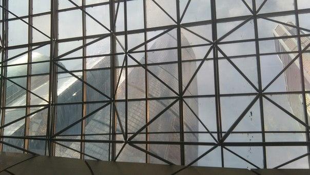А вот здесь архитектор подумал. Спасибо ему, теперь мы можем видеть высоточки.