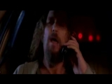 Большой Либовски отрывок HD самый смешной момент из фильма Передача выкупа
