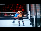 Roman Reigns vs The Disaster vs Paul Heyman vs RVD (King of the Ring superfinals Elimination Chamber match)