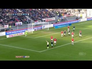Утрехт - Аякс | (Незабитый пенальти) Шоне Л. | FC Utrecht vs Ajax