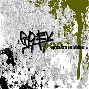 Edgey альбом Square Form Annihilations