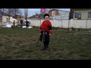 Маленькому Казаку 5 лет Краснодарский край г Усть-Лабинск