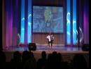 Отчетный концерт ДШИ. Сичкарева Катя Золушка