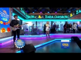 Zara Larsson feat. Ty Dolla $ign - So Good - Live at GMA