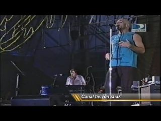 R E M,HD, Losing My Religion,live, Rock in Rio ,2001