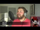 Герои Disney и Pixar поют Hello Адель. [один человек и столько голосов]