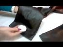 Как правильно удалять загрязнения с одежды из кожи