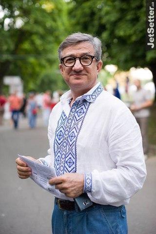 Глава Минкульта Нищук выступает за принятие закона о меценатстве - Цензор.НЕТ 2200