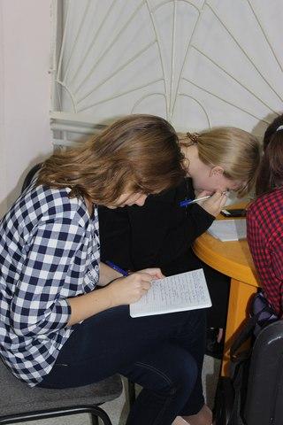 День 1 Слет юных журналистов