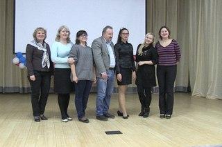 День 1 Слет юных журналистов Конкурс Лучший Журналист Глубинки Победители: Пузырева Анастасия и Сережкина Юлиана