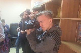 """День 2 Слета юных журналистов Экскурсионная площадка КДЦ """"Юность"""" Кукольный театр """"Буратино"""""""