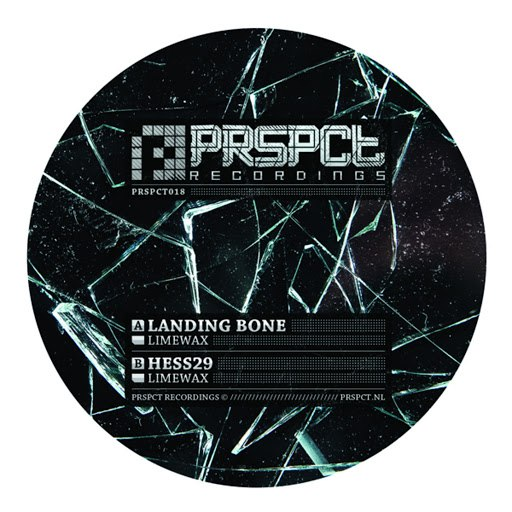 Limewax альбом Landing Bone / Hess29