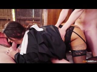 brazzers com порно монашками груповуха
