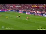 Bayern Munich 3-1 Borussia Dortmund - Robben 49
