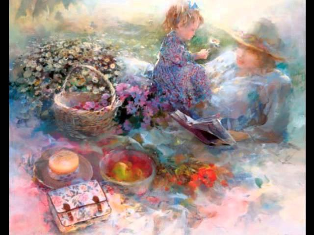 В разбитом зеркале - Автор Анна Ахматова