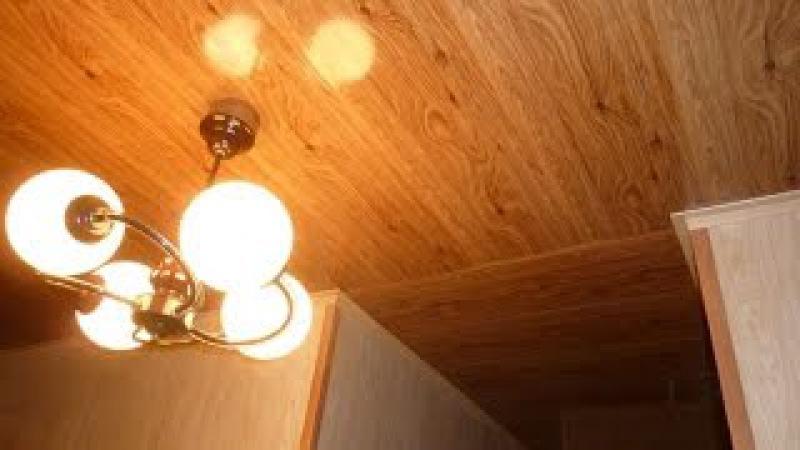 Хрущёвка Прихожая тёмный потолок и светлые стены Этапы работы смотреть онлайн без регистрации