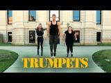 #TrumpetsChallenge  Sak Noel &amp Salvi feat. Sean Paul  The Fitness Marshall  Cardio Concert