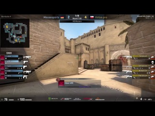 Unreal shooting from NiKo with Deagle | DreamHack Las Vegas 2017