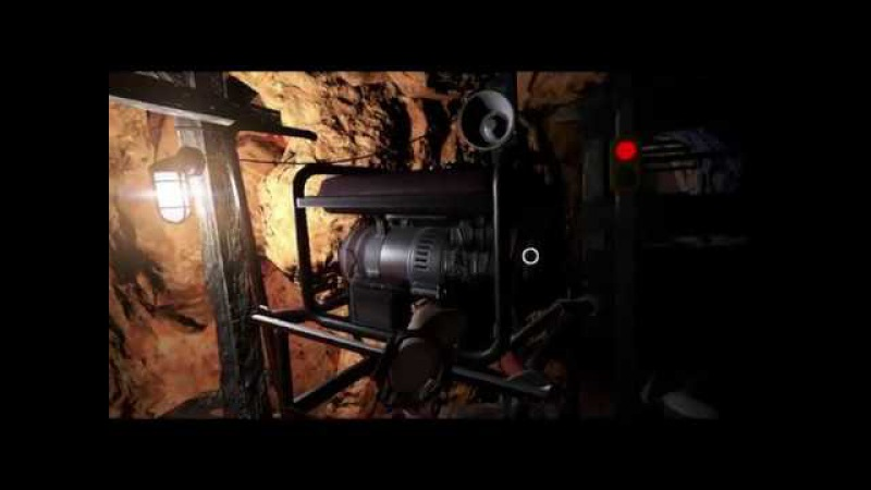 Через шахту! (VR CO-OP:ARIZONA SUNSHINE) 3