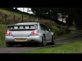 WRC Subaru Impreza WRX STI S11 - Thomas Fitzmaurice - Test Day