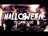 Halloween Pt. 3 Live Tech House DJ mix Boiler Room Style 2015