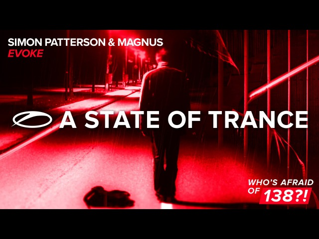 Simon Patterson Magnus Evoke Extended Mix