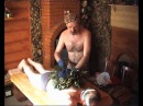 Техника парения в русской бане