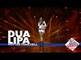 Dua Lipa - 'Hotter Than Hell' (Live At Capitals Jingle Bell Ball 2016)