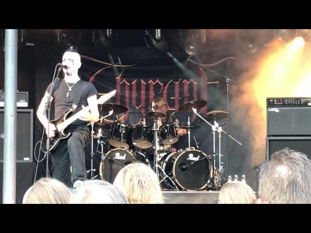 Thyrane, Steelfest 2017