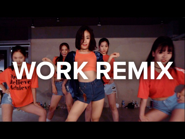 Work - Rihanna (R3hab Remix) / May J Lee Choreography