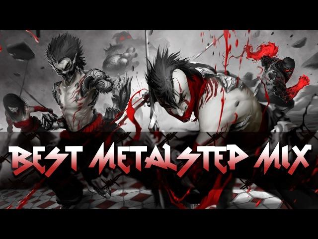 💀 BEST METALSTEP MIX 2017 🎧 METAL DUBSTEP MUSIC 🎸