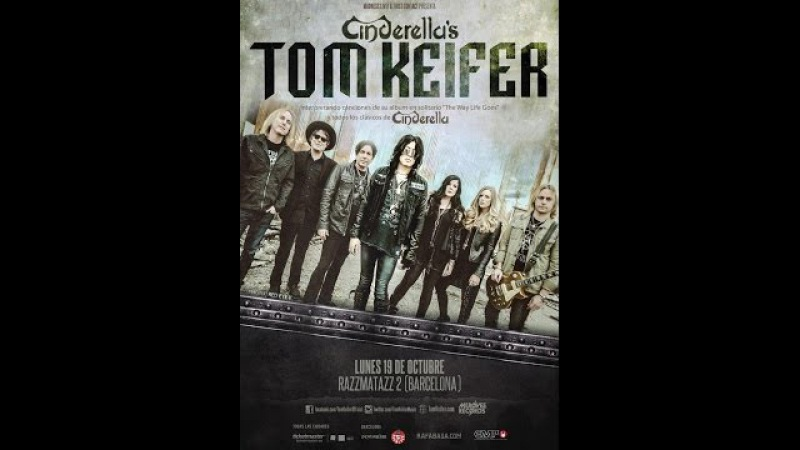 Tom Keifer - Live In Barcelona 2015 ( Full Concert )