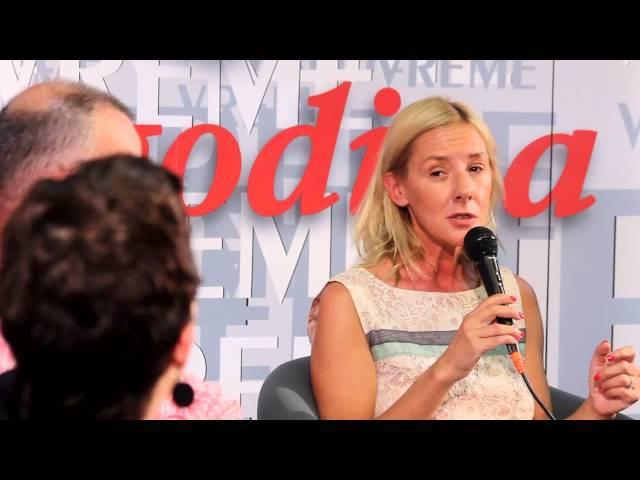 Olja Bećković o Vučićevim konferencijama za novinare