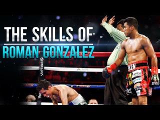 The Boxing Skills of Roman Gonzalez