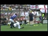 England vs Brazil - Quarter finals 2002 FIFA World Cup (21st June 2002)