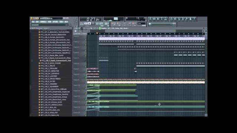 Fl Studio Darktechno /how to / Tutorial/Show
