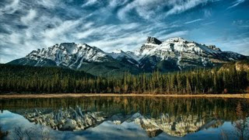 Провинция Альберта, Канада - Страна Дикой Розы