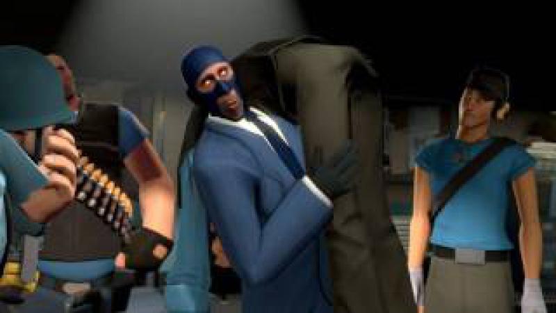 Team Fortress 2 Meet the Spy